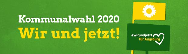 Kommunalwahl 2020: Wir und jetzt!