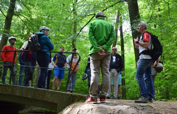 Grune Augsburg Unsere Stadtwaldbache Entdecken Was Die Eu Fur