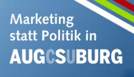 Stadtmarketing in AUGScSuBURG